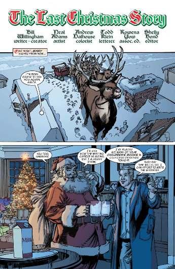 Noël par Neal Adams