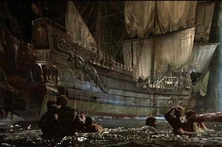 Un bateau pirate au XX° siècle!