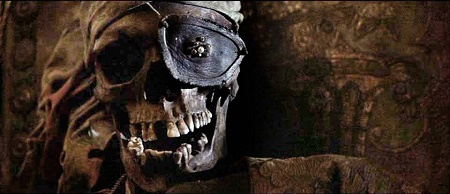 Le pirate Willy le borgne: le premier Goonie!