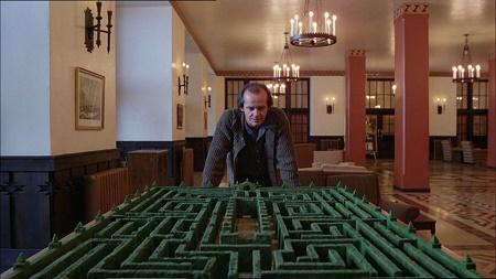 Le labyrinthe de l'esprit…