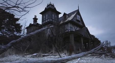 Marsden House, la maléfique…