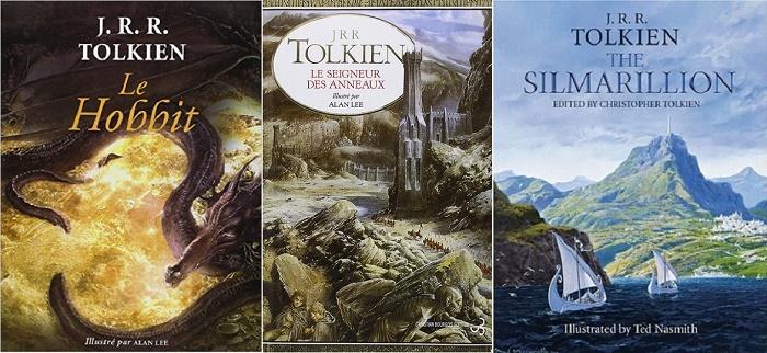 Les somptueux recueils illustrés de la Terre du Milieu!