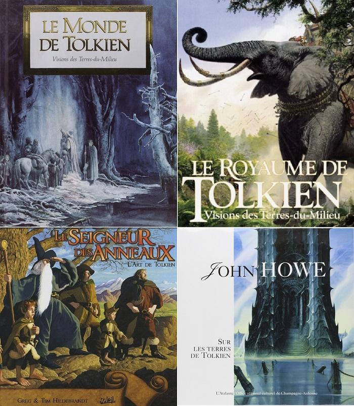Le monde de l'illustration à la gloire de J.R.R. Tolkien!