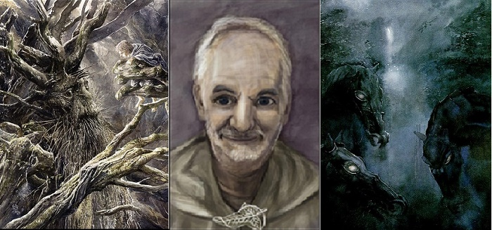 Alan Lee, sacré plus grand illustrateur de la Terre du Milieu !