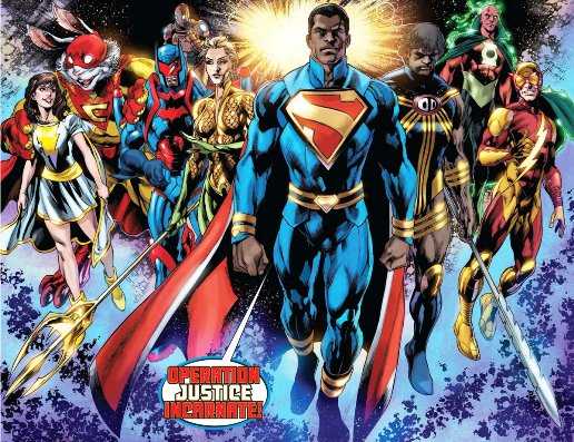 Mon superman est noir