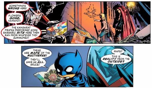 La solution est dans les comics