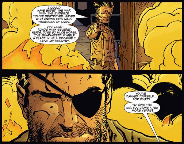 Giap confronte Fury à sa propre abomination…