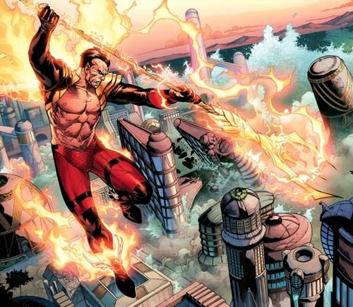Namor détruit un pays. ! Il s'assayera ensuite peinard à la table des Illumaniti avec CAptain America sans que personne ne lui colle un procès....