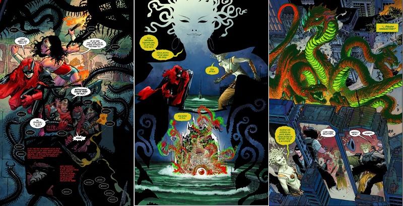 Des monstres, des mythes et des légendes…
