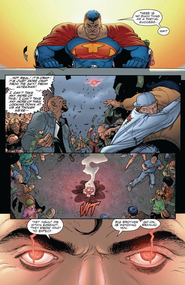 Ultraman: surpuissant, impitoyable… et cocu!