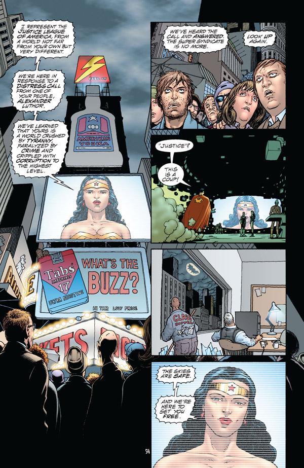 Wonder Woman délivre un message d'espoir à une population peu disposée à le recevoir…