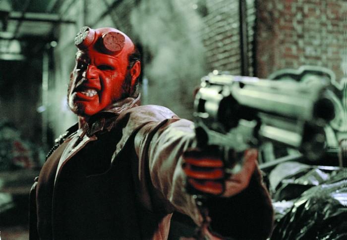 Hellboy et sa pétoire se la pètent sur grand écran