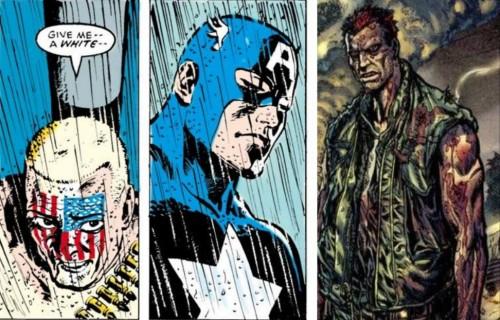 Nuke et Frank Castle : deux psychoses créées par l'Amerique au service de l'Amérique