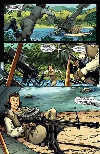 La mitrailleuse Vickers, indispensable dans toutes les situations