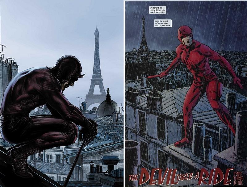 Hé! DD! Comment tu la trouves la Tour Eiffel???