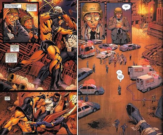 Les géants de Marvel, vus depuis le commun des mortels