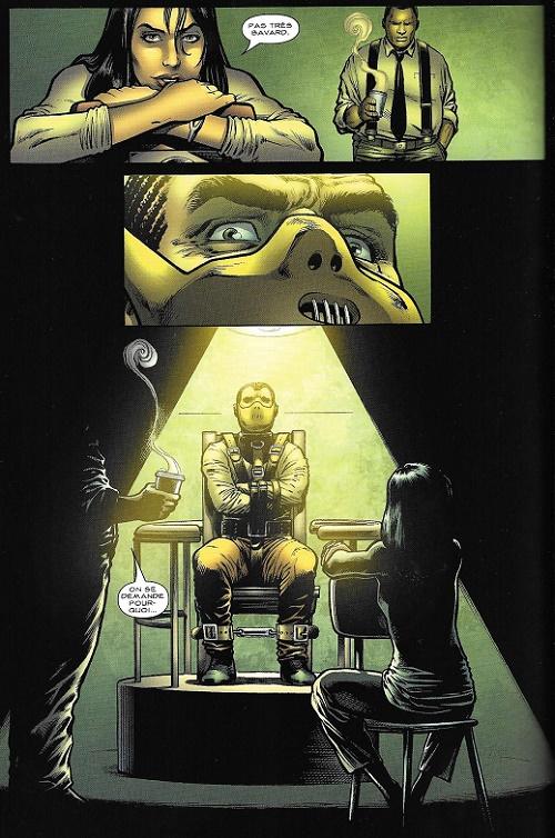 Norman Osborn se prend pour Hannibal Lecter!