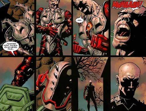 Penance, premier super-héros sadomasochiste!