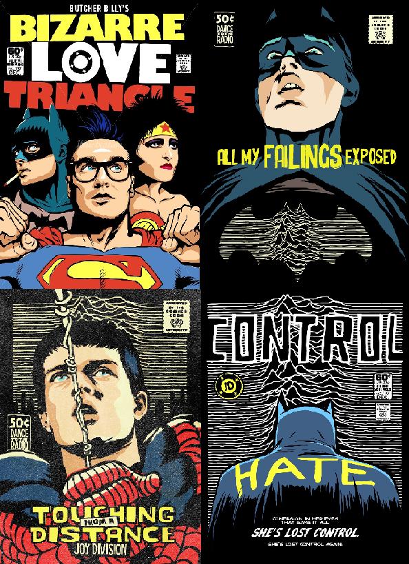 Goth comics