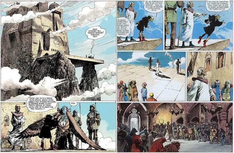 Brek-Zarith et son roi fou!