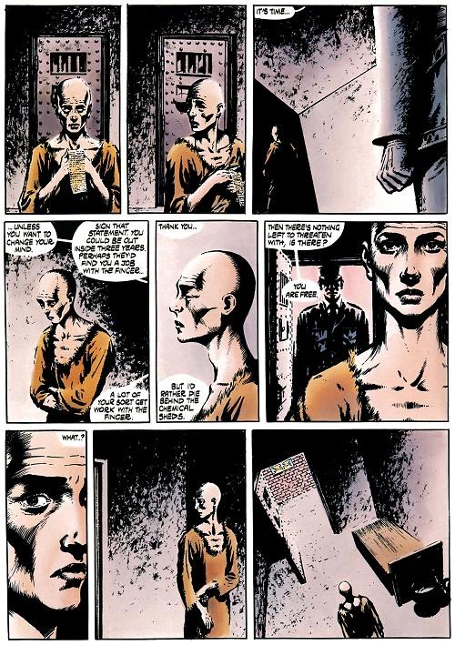 Inouï: Un super-héros torture sa protégée… pour son bien!