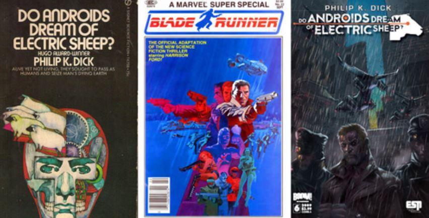 Un roman, adapté en film, et des comics, adaptés du film… ou du roman… (c'est bon, vous suivez?)