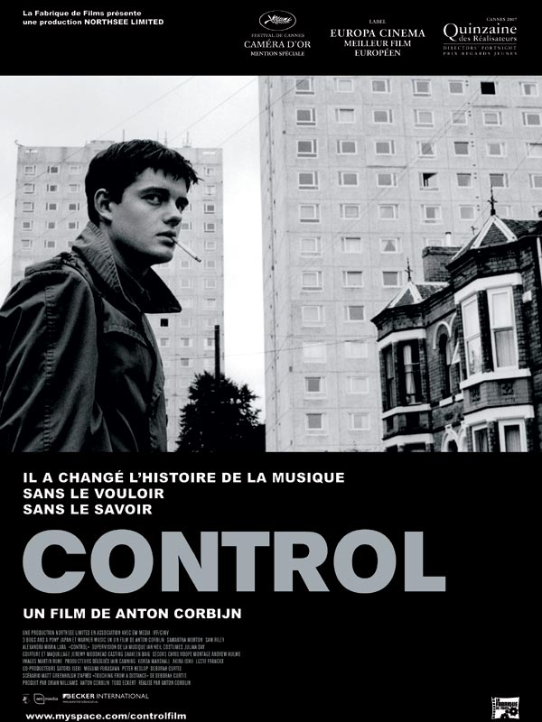 Control : Sam Reilly un Ian Curtis plus vrai que nature