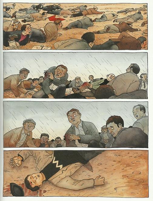 Un homme est mort, par Etienne Davodeau et Kris