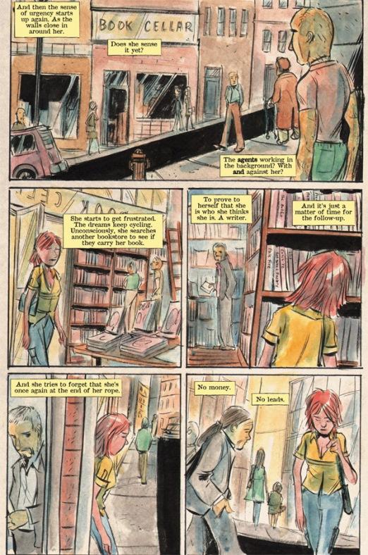 Petit tour à la librairie