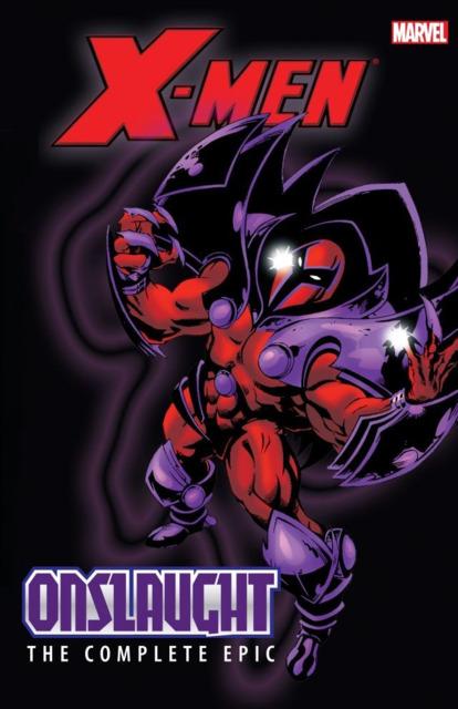 Moitié Magnéto, moitié Xavier, un chouia de Sabretooth : 100 % Onslaught !