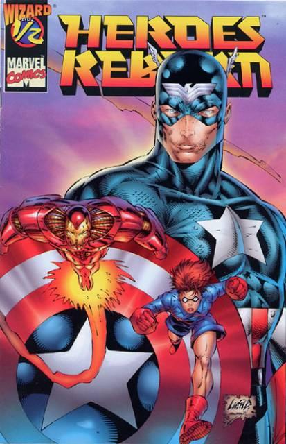 Lorsque l'avenir de Marvel rimait avec Rob Liefeld....