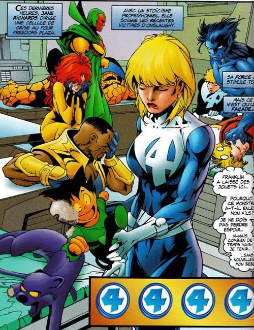 A défaut de boules de cristal, Jane Richards trouve un petit Goku dans ce moment de crise...
