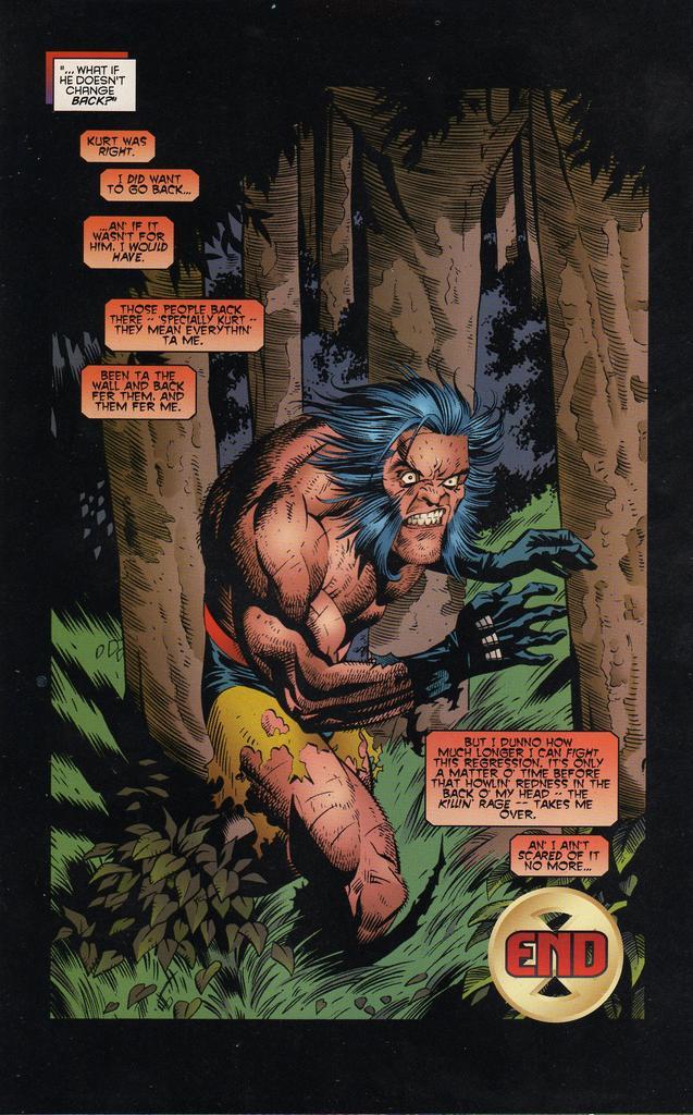 Wolverine par J.H.Williams III: un épisode surprenant et atypique