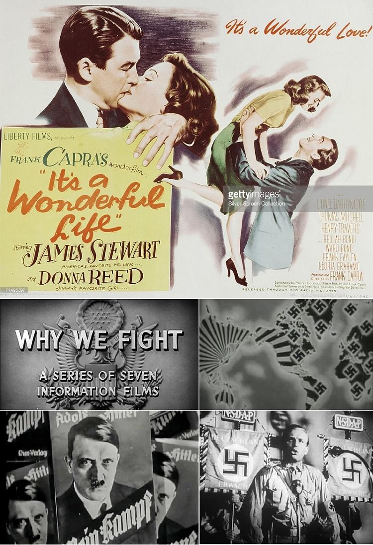 Frank Capra: De la critique de l'American Way of Life à la propagande!