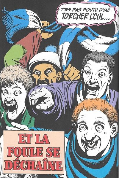 Les joyeux Hooligans, par Peter Snejbjerg!