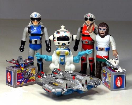 Des jouets qui ont bercés une génération