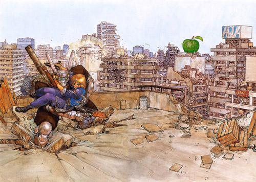 Briareos et Dunan, dans un nouveau paradis, croqueront-ils la pomme?