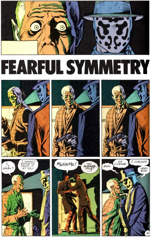 Rorschach et Moloch, opposés et symétriques
