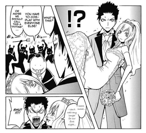 Les profs se marient