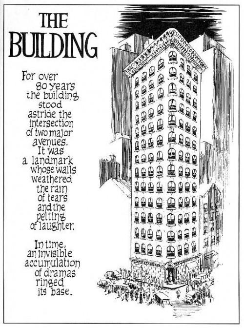 La ville comme sujet Eisner