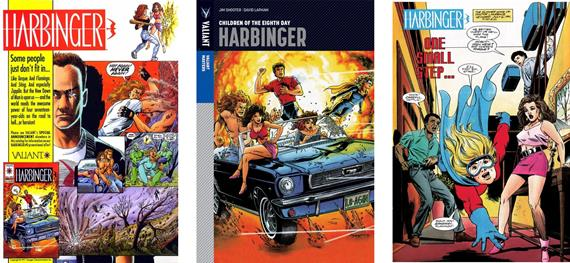 Harbinger version 1, en 1992