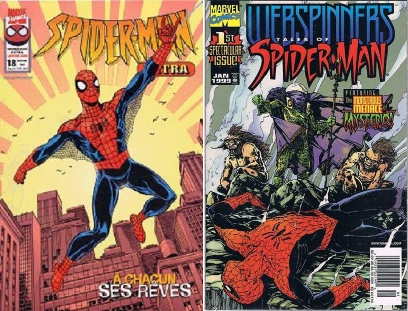Spiderman, c'était mieux avant?