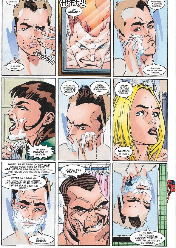 Du comics fun, mais pas forcément élégant