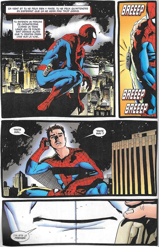 Spiderman par Sean Phillips : la classe !