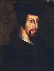 """Jean Calvin, aurait écrit """"La pire des pestes est la raison humaine !""""... Tout un programme !"""