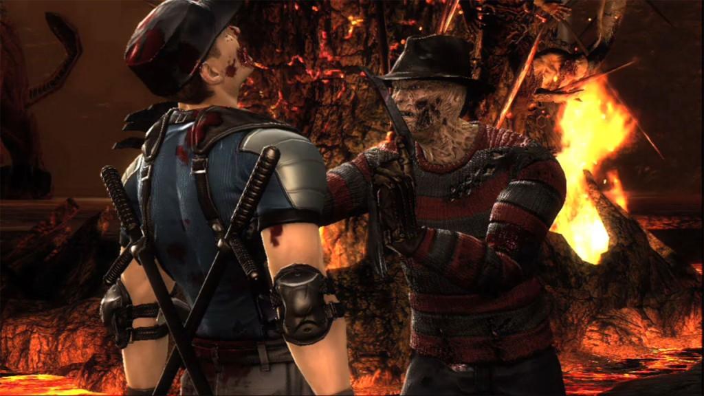 1,2 Freddy te coupera en 2...
