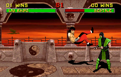 Le Bicycle Kick de Liu Kang : plus fort que Bruce Lee !