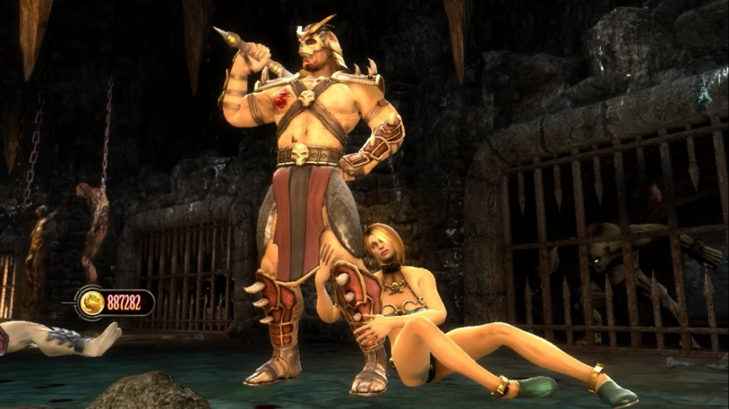 Shaoh Kahn : qui a l'air le plus méchant ?