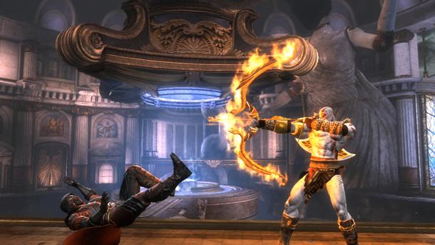 Kratos, le Dieu de la guerre