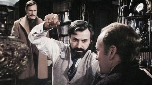 Sherlock Holmes chez Freud!